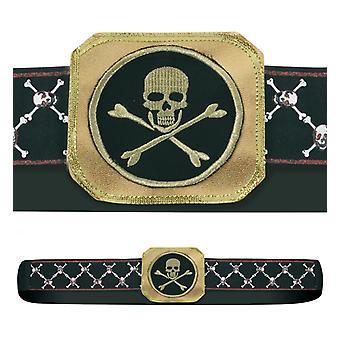海賊ベルト海賊スカル スカル