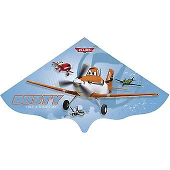 Single line Kite Günther Flugspiele Planes Wingspan 1150 mm Wind speed range 4 - 6 bft
