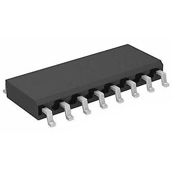 Nexperia 74HC4052D,652 Interface IC - multiplexer, demultiplexer SO 16