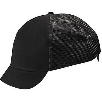 Uvex 9794421 Gorra de béisbol acolchada Negra