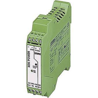 Phoenix Contact MINI-PS-100-240AC/5DC/3 Rail mounted PSU (DIN) 5 V DC 3 A 15 W 1 x