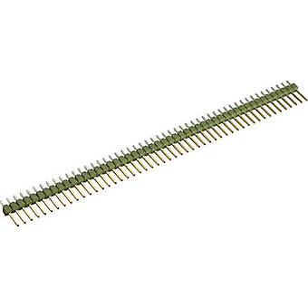 TE Connectivity Pin Strip (Standard) Nr. Von Zeilen: 1 Pins pro Reihe: 50 5-826629-0 1 PC (s)