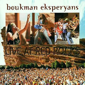 Boukman Ekspyryans - Live at Red Rocks [CD] USA import