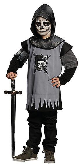 Totenkopf Ritter Fasching Karneval Kostüm Halloween Party Verkleiden