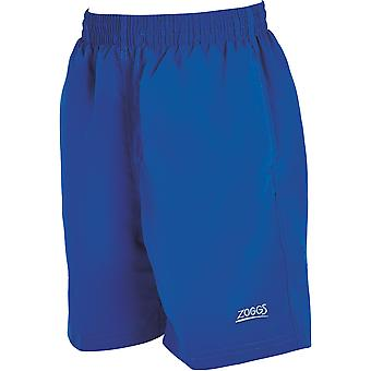 Zoggs Junior Boys Penrith Swimming Shorts Blue for 6-15 Years Children
