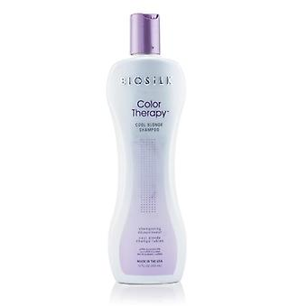 Biosilk väri hoito Cool Blonde Shampoo - 355ml / 12oz