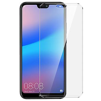 Muvit Tiger Glass screen protector + applicator for Huawei P20 Lite
