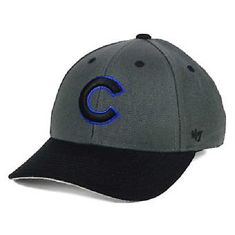 Chicago Cubs MLB 47 Brand Kids MVP due tono regolabile cappello