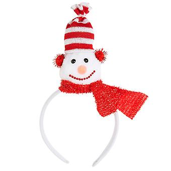 Boneco de neve de Boppers cabeça