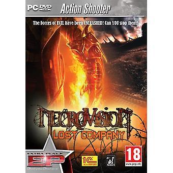 Nekrovision Lost Company (DVD-ROM)-ny