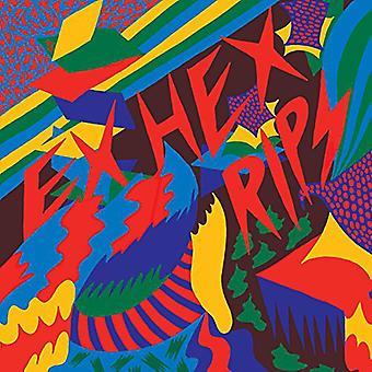 Ex hex-Rips [CD] importação EUA