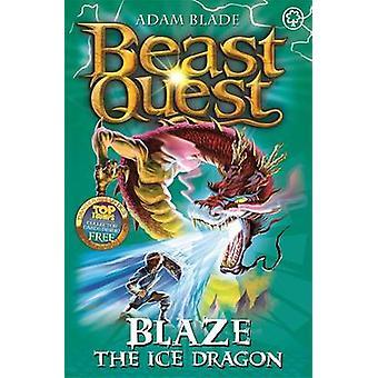 Blaze Ice Dragon von Adam Blade - 9781408303818 Buch