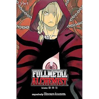 Fullmetal Alchemist - Vols. 13-14 & 15 af Hiromu Arakawa - 978142155