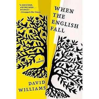 När engelska hösten av David Williams - 9781616208097 Bok