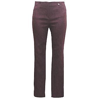 ROBELL Jeans Rose 51673 54145 560 Burgundy