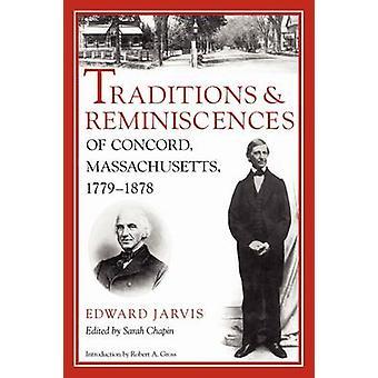 Tradiciones y recuerdos de la Concordia - Massachusetts - 1779-1878-