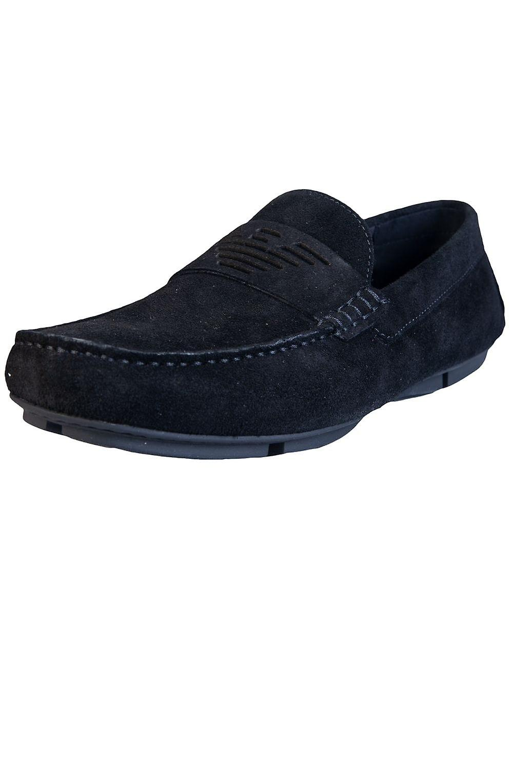 Emporio Armani Loafers Shoes X4B113 XF188