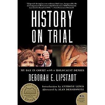 Geschichte auf dem Prüfstand: mein Tag im Gericht mit David Irving (P.S.)