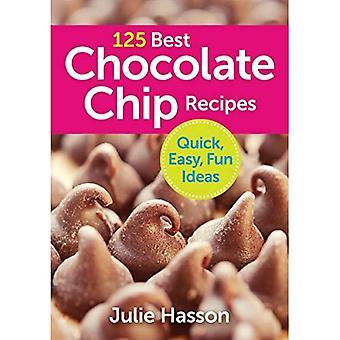 125 meilleures recettes de pépites de chocolat: rapide, facile, idées d'amusement