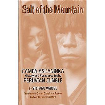 Salt av berget: Campa Ashaninka historia och motstånd i den peruanska djungeln