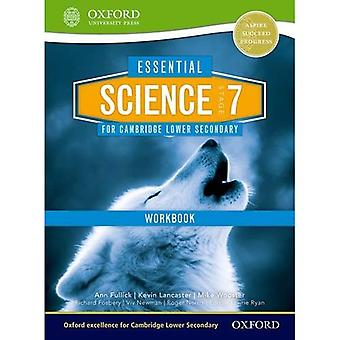 Vetenskap för Cambridge sekundära 1 etapp 7 arbetsbok