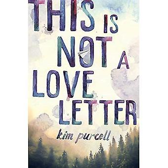 Dit Is niet een liefdesbrief