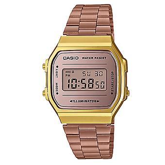 Casio Retro zegarek Unisex A168WECM-5EF