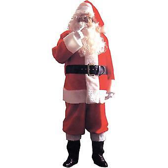 Costume adulto di Santa
