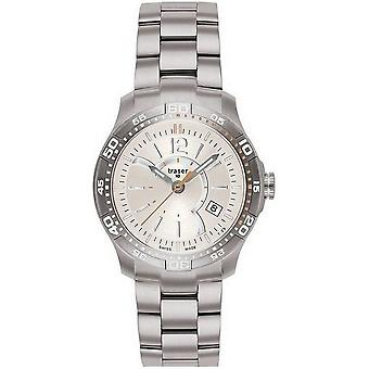 Traser H3 Ladytime silver ladies watch T7392. 256. G1A. 08 100273
