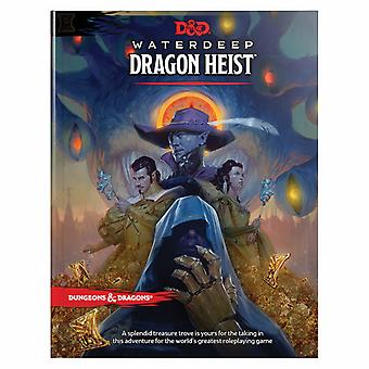 Dungeons & Dragons RPG-Waterdeep Dragon Heist