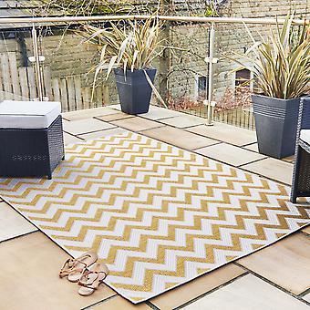 Florence Triest Alfresco dywany na żółto