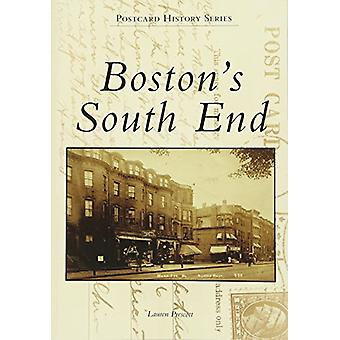 Boston's South End by Laurence E. Prescott - 9781467128056 Book