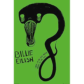 Billie Eilish Ghoul Maxi Poster