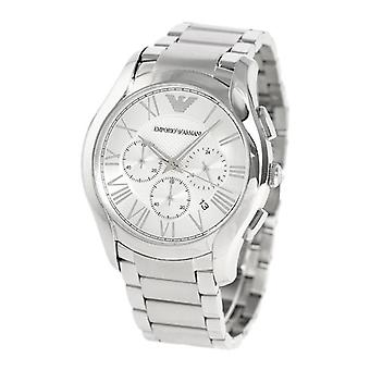 Emporio Armani Ar11081 Silver Stainless Steel Gents Watch