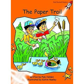 The Paper Trail - Fluency - Level 1 (International edition) by Pam Hold