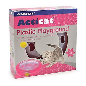 Parco giochi ActiCat plastica
