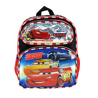 Small Backpack - Disney - Cars Top Engine 12