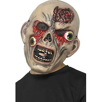 Monster Bulging Eye Mask, Multi-Coloured