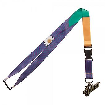 Lanyard - DC Comics - Joker Suit Up Nueva Licencia la5734dco