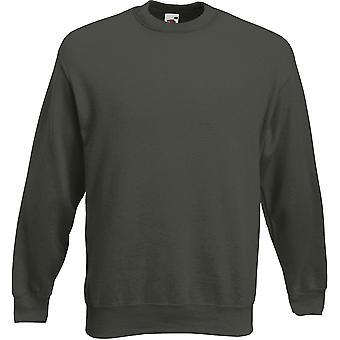 Fruit Of The Loom - Premium 70/30 Set-In Mens Sweatshirt - Sports - Workwear - Gym