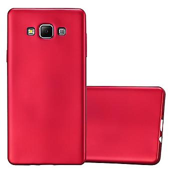 Cadorabo Case for Samsung Galaxy A7 2015 Case Cover - Mobile Phone Case made of flexible TPU silicone - Silicone Case Protective Case Ultra Slim Soft Back Cover Case Bumper