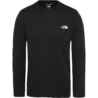 North Face Reaxion Amp T92UADJK3 universal ympäri vuoden miesten t-paita