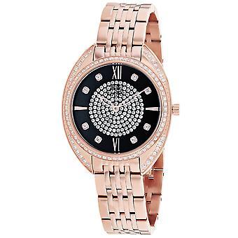 Roberto Bianci Femmes apos;s Aveta Black Dial Watch - RB0215