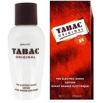 Mäurer & Wirtz Tabac Original wstępnie elektryczny balsam do golenia 100ml