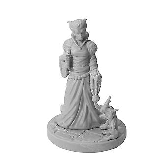 Sylvira Savikas D&D Collector's Series Descent into Avernus Miniature