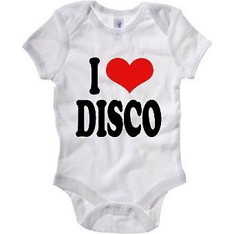 Body newborn white wtc0903 i love disco