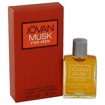 Jovan Musk By Jovan Aftershave/cologne .5 Oz (men) V728-467444