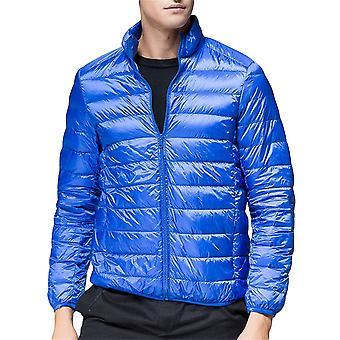 Allthemen Men-apos;s Waterproof Down Jacket Lightweight Packable Veste rembourrée