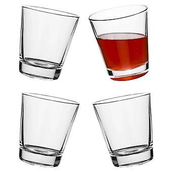 4 schaukelnden Mehrzweck-Gläser von Sagaform