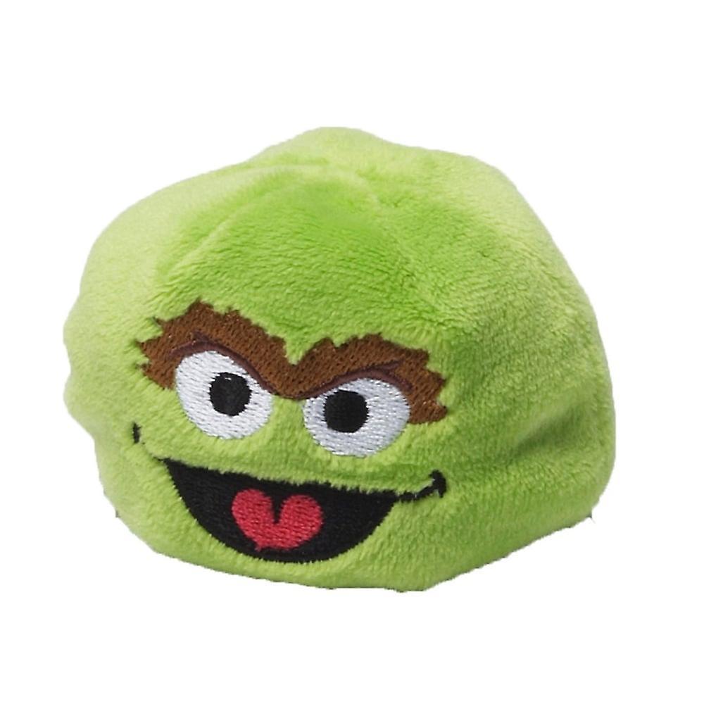 Sesame Street Oscar Beanbag Soft Toy